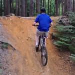 Radfahrer vs. H�gel