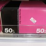 50-50 Schokolade