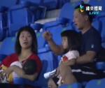 Baseball vs. Tochter