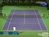 Blutiges Tennis