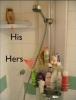 Duschzeug: Mann vs. Frau