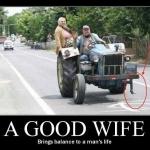 Eine gute Frau
