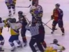 Eishockey ist brutal