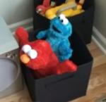Elmo und das Kr�melmonster