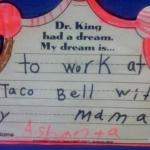 Ich habe einen Traum