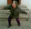 Oma geht ab