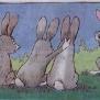 Scherz unter Hasen