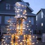 Weihnachtsbaum aus der Kneipe