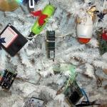 Weihnachtsbaum f�r Nerds