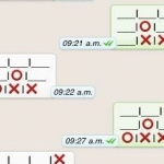 WhatsApp Tic Tac Toe