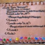 XML-Kuchen