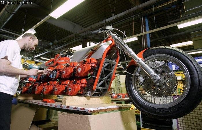 Weihnachtsbilder Motorrad.Mehrfach Motoren Motorrad