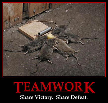 Definition von Teamwork