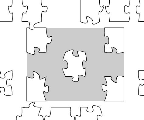 Puzzeln Am Pc