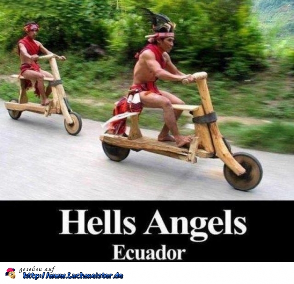 Hells Angels in Ecuador