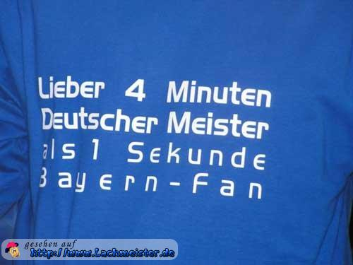 Anti Bayern T-Shirt